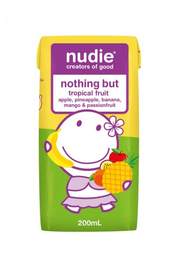 Nothing But Tropical Kids 200ml